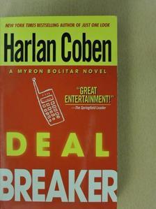 Harlan Coben - Deal breaker [antikvár]