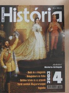 Csorba László - História 2003/4. [antikvár]