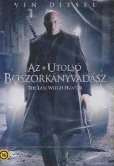 EISNER - UTOLSÓ BOSZORKÁNYVADÁSZ