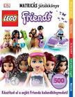 Lego Friends Matricás játékkönyv