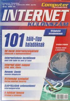 Horváth Annamária - Computer Panoráma 2001. április különszám [antikvár]