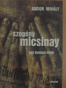 Andor Mihály - Szegény Micsinay [antikvár]
