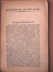 Fái Péter - Embernevelés 1949. április [antikvár]