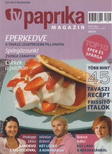 ZSIGMOND GÁBOR - TV paprika magazin 2007. május [antikvár]