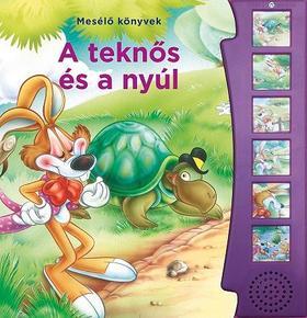 Mesélő könyvek - A teknős és a nyúl