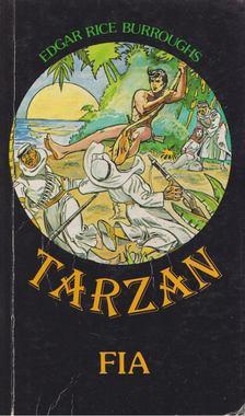 Edgar Rice Burroughs - Tarzan fia [antikvár]