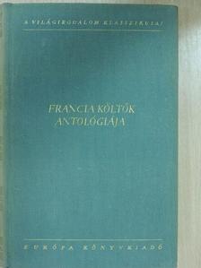 Albert Samain - Francia költők antológiája II. [antikvár]