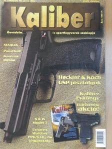 Glicza Csaba - Kaliber 2000. október [antikvár]