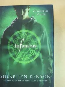 Sherrilyn Kenyon - Infamous [antikvár]