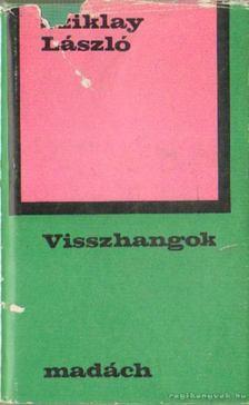 Sziklay László - Visszhangok [antikvár]