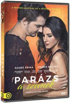 Vámos Zoltán - PARÁZS A SZÍVNEK DVD