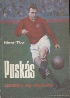 Hámori Tibor - Puskás [antikvár]