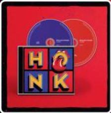 The Rolling Stones - HONK - 2CD