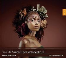 Vivaldi - CONCERTI PER VIOLONCELLO III CD COIN