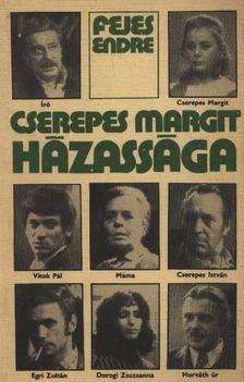 Fejes Endre - Cserepes Margit házassága [antikvár]