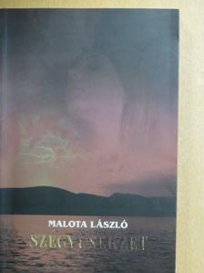 Malota László - Szégyenérzet [antikvár]