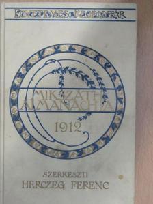 Bíró Lajos - Mikszáth Almanach az 1912-ik szökő évre [antikvár]