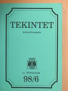 Bihari Sándor - Tekintet 1998/6 [antikvár]