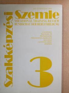 Illés Lajosné - Szakképzési Szemle 1998/3. [antikvár]