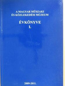 Alvári Csaba - A Magyar Műszaki és Közlekedési Múzeum évkönyve I. [antikvár]