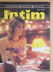 Albrecht Gyula - Intim 1992/3. [antikvár]