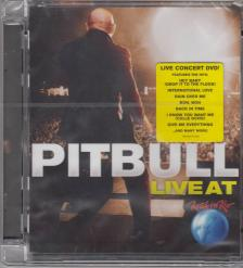 PITBULL - PITBULL LIVE AT ROCK IN RIO DVD