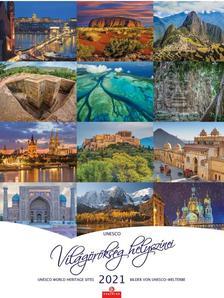FN 096 - UNESCO Világörökség helyszínei - Falinaptár 2020 (40X58)