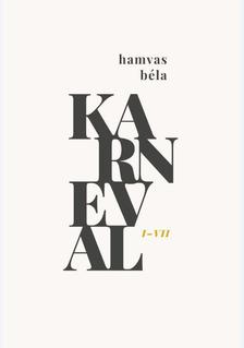 HAMVAS BÉLA - Karneval I-VII. (díszdobozos)