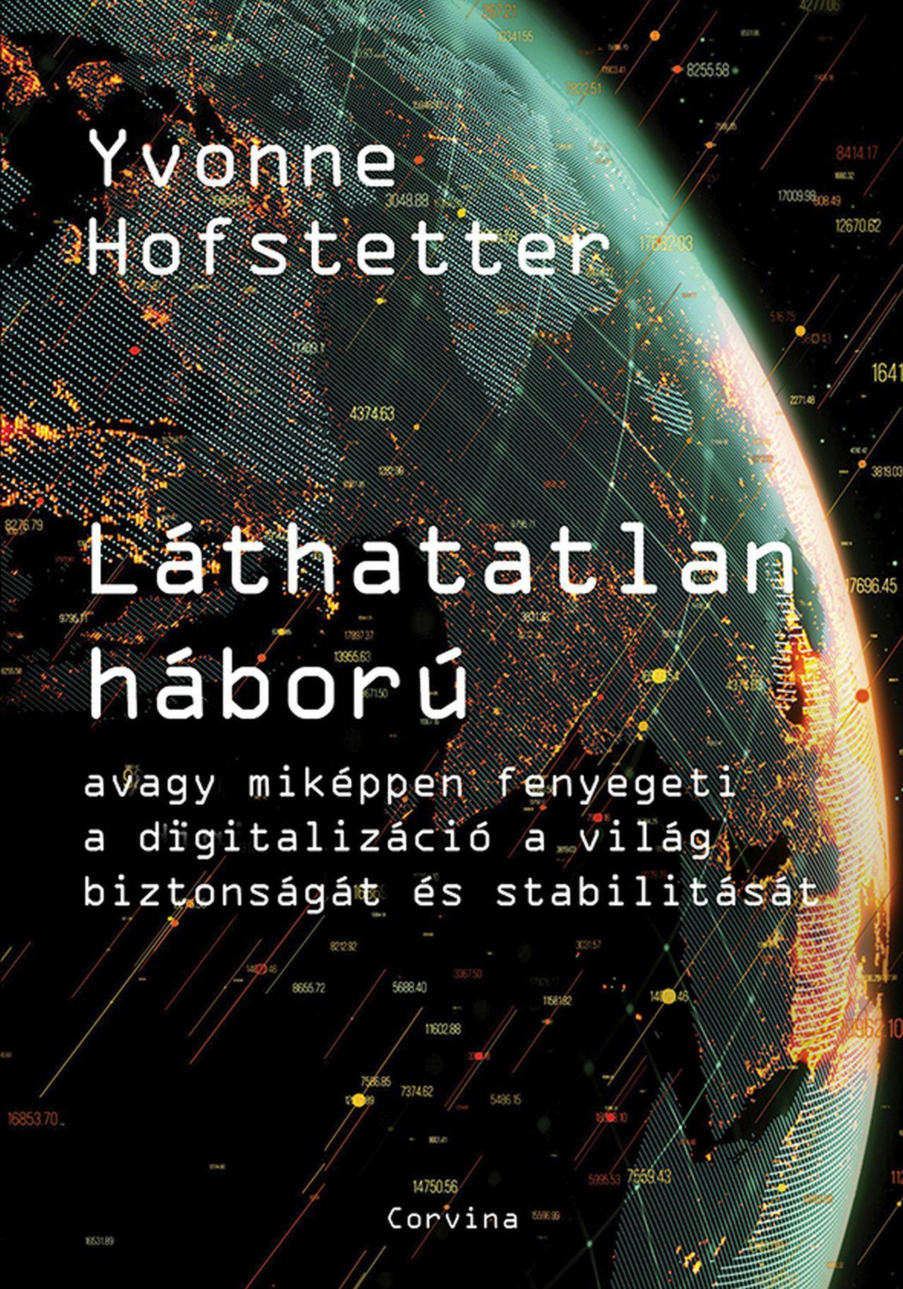Yvonne Hofstetter: Láthatatlan háború