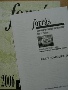 Bence Erika - Forrás 2006. február [antikvár]