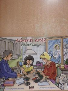 Szauer Ágoston - Adventi esték [antikvár]
