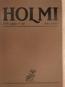Abelardo Castillo - Holmi 2006. november [antikvár]