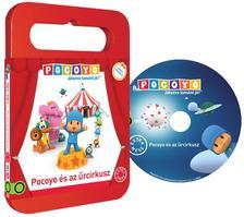 Zinkia Entertainment - POCOYO DVD - Pocoyo és az űrcirkusz