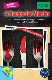 Dominic Butler - PONS A Recipe for Murder