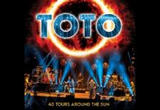 TOTO - 40 TOURS AROUND THE SUN CD TOTO