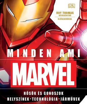 Minden ami Marvel