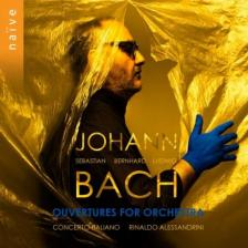 Bach - COMPLETE OUVERTURES 2CD ALESSANDRINI