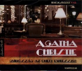 Agatha Christie - GYILKOSSÁG AZ ORIENT EXPRESSZEN - HANGOSKÖNYV - 6 CD