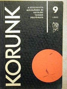 Ander Zoltán - Korunk 1987. szeptember [antikvár]