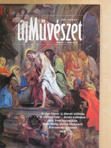 Lengyel László - Új Művészet 1996. május [antikvár]