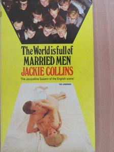 Jackie Collins - The World is full of married men [antikvár]