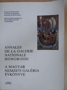Belitska-Scholtz Hedvig - A Magyar Nemzeti Galéria Évkönyve 1991 [antikvár]