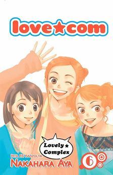 Nakahara Aya - Love*Com 6.