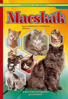 Macskák - Képes ismeretterjesztés gyerekeknek