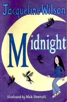 Jacqueline Wilson - Midnight [antikvár]
