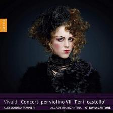 """Vivaldi - CONCERTI PER VIOLINO VII """"PER IL CASTELLO"""""""