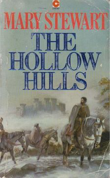 Stewart, Mary - The Hollow Hills [antikvár]