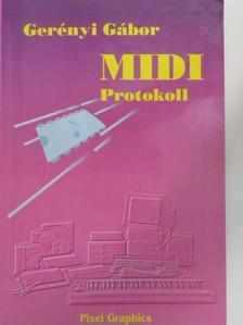 Gerényi Gábor - MIDI Protokoll/Alapozás [antikvár]