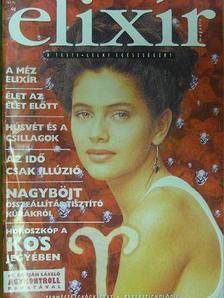 Új Elixír Magazin 1997., 1998., 1999., 2003. (vegyes számok) (12 db) [antikvár]
