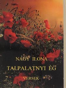 Nagy Ilona - Talpalatnyi ég [antikvár]